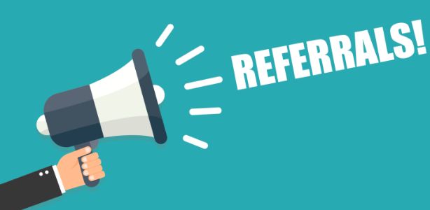 REFERRALS AS A MARKETING TOOL